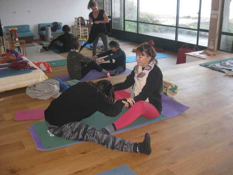 Feldenkrais et stretching postural novembre 2018 asso Mouvances Penvenan