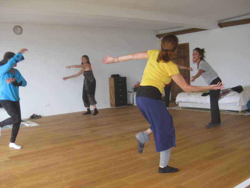Feldenkrais-Danse journée duo sept 2018 Asso Mouvances Penvenan
